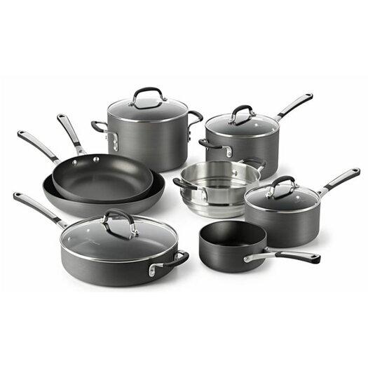 Calphalon Simply Nonstick 12-Piece Cookware Set