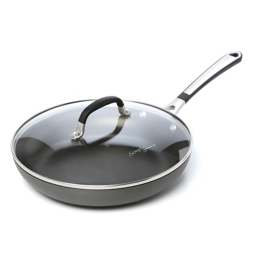 Calphalon Simply Nonstick Omelette Pan with Lid