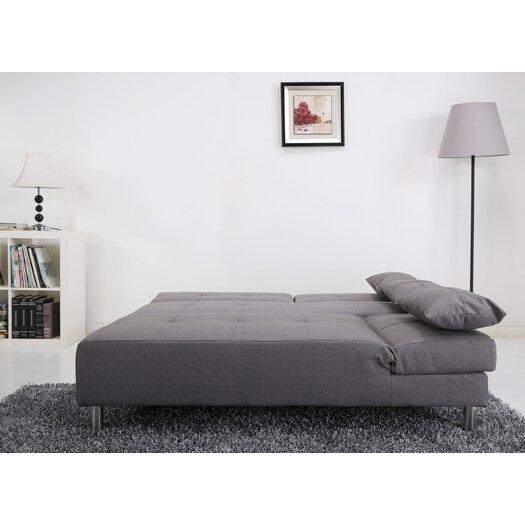 Gold Sparrow Atlanta Convertible Sectional Sofa Bed
