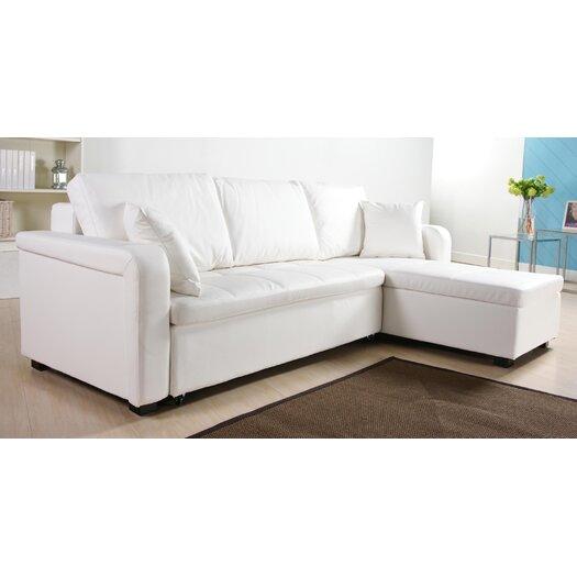 Gold Sparrow Charlotte Convertible Sofa