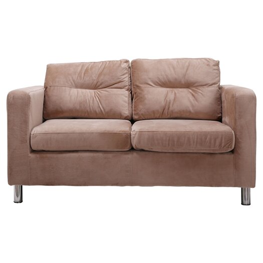 Gold Sparrow Detroit Loveseat II