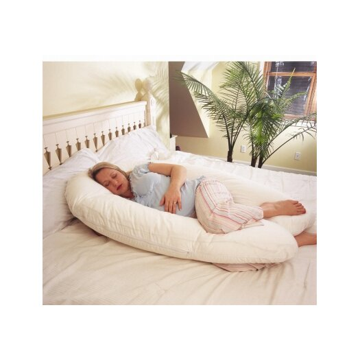 Moonlight Slumber Comfort - U Maternity Pillow
