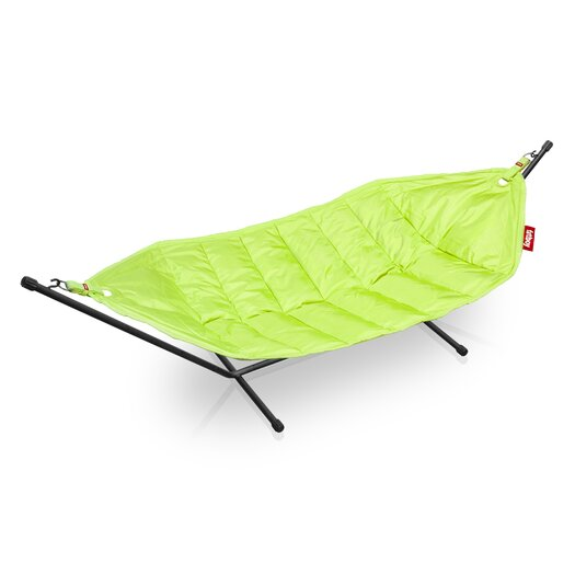 Fatboy Headdemock Deluxe Fabric Hammock with Stand