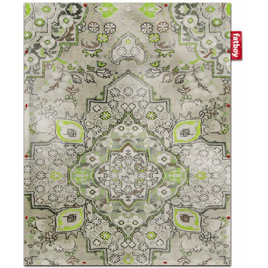 Fatboy Non-Flying Lime Persian Rug