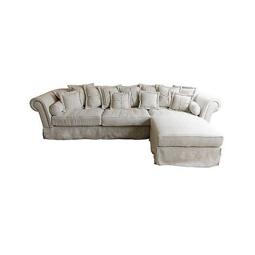 Elements Fine Home Furnishings Bella Sectional
