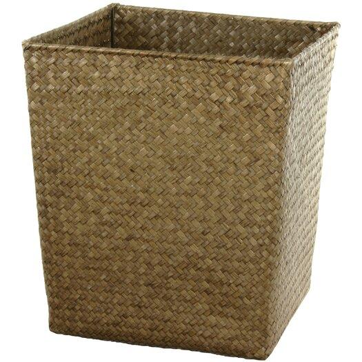 Oriental Furniture Hand Woven Storage Bin