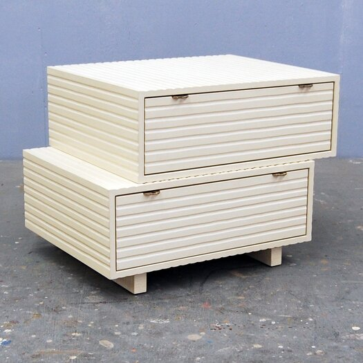 Jeb Jones Stacking 2 Drawer Dresser