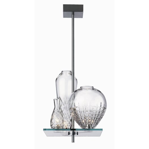 FLOS Cicatrices Deluxe 3 Stem Ceiling Lamp
