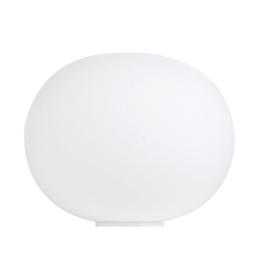 "FLOS Glo-Ball Basic 14.17"" H Table Lamp"