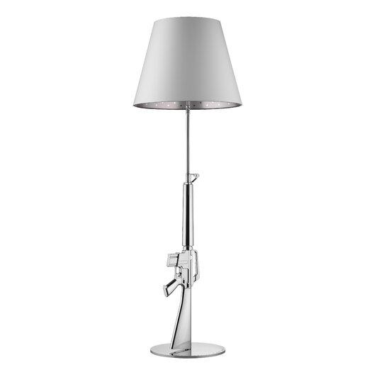 FLOS Gun Lounge Floor Lamp