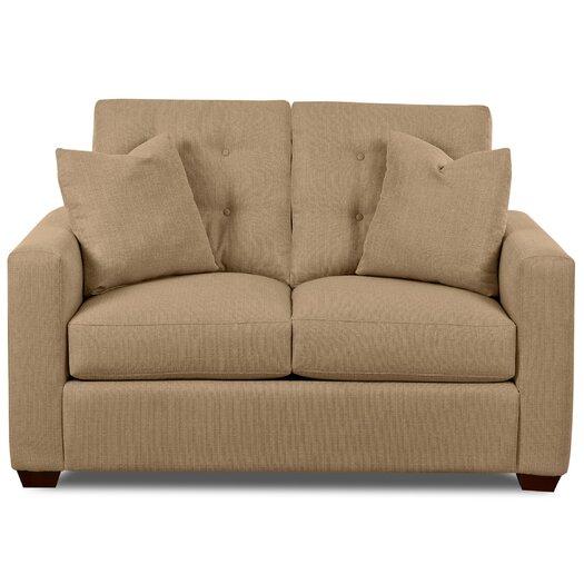 Klaussner Furniture Lido Loveseat