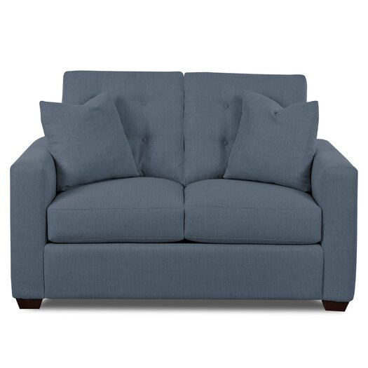 Klaussner Furniture Lido Loveseat
