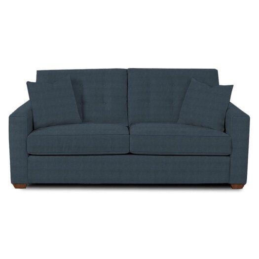 Klaussner Furniture Lido Queen Dreamquest Sleeper Sofa