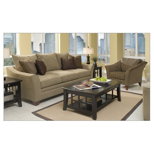 Klaussner Furniture Posen Loveseat