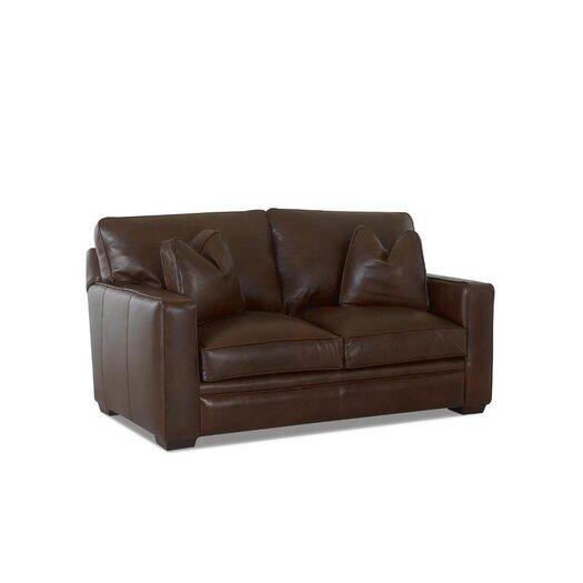 Klaussner Furniture Homestead Loveseat