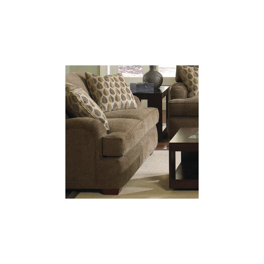 Klaussner Furniture Vaughn Loveseat