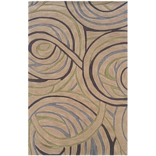 LR Resources Fashion Ivory Area Rug