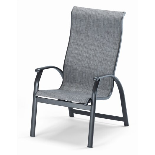 Telescope Casual Cape May Stacking Dining Arm Chair