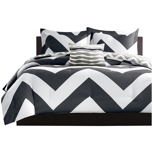 Mi-Zone Libra Reversible Comforter Set