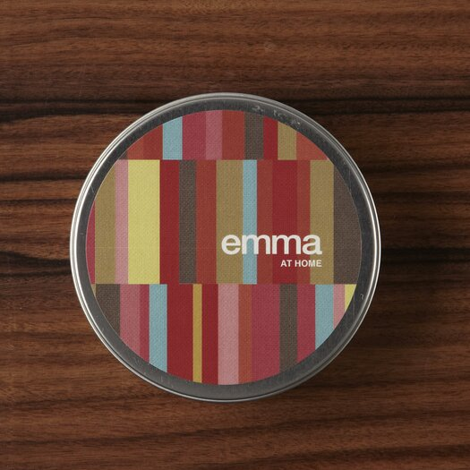 emma at home by Emma Gardner Pomegranate Fiesta Travel Jar Candle