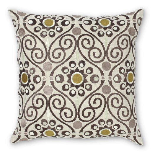 emma at home by Emma Gardner Istanbul Linen Pillow