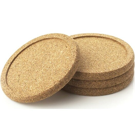 Natural Home Cork Coaster