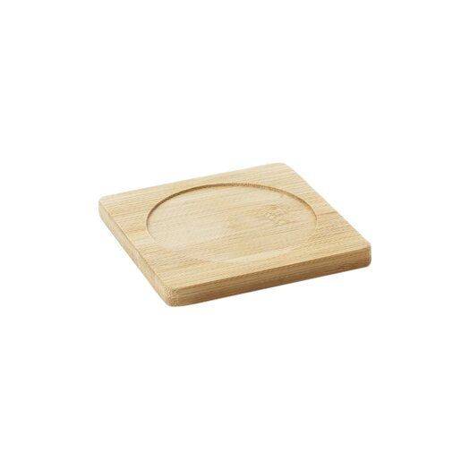 Natural Home Bamboo Coaster