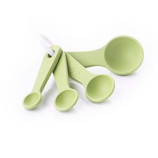 Natural Home Moboo Ribbed Measuring Spoon