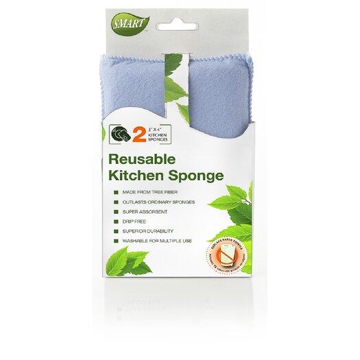 Natural Home Kitchen Sponges