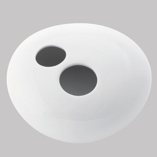 Tao Round Vase