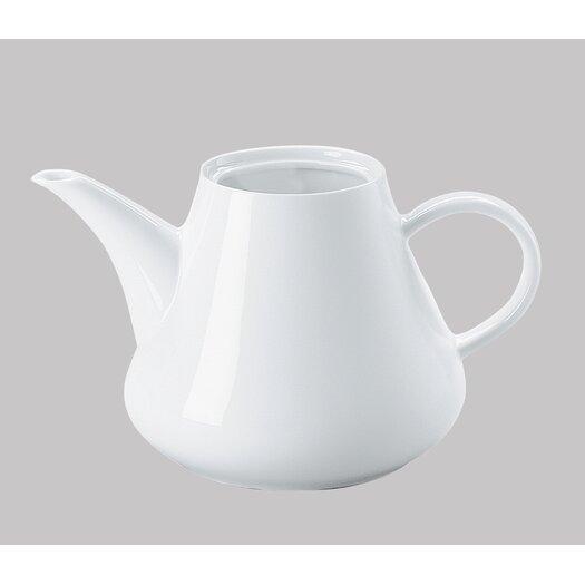 KAHLA Five Senses White 1.5 Liter Coffee / Tea Pot