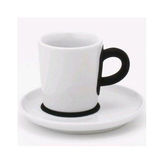 KAHLA Five Senses Touch! 3 oz. Espresso Cup with Saucer