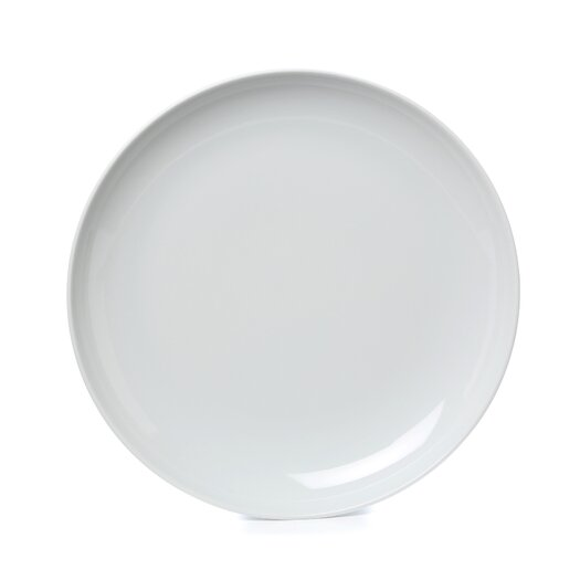 "KAHLA Five Senses White 10.6"" Dinner Plate"
