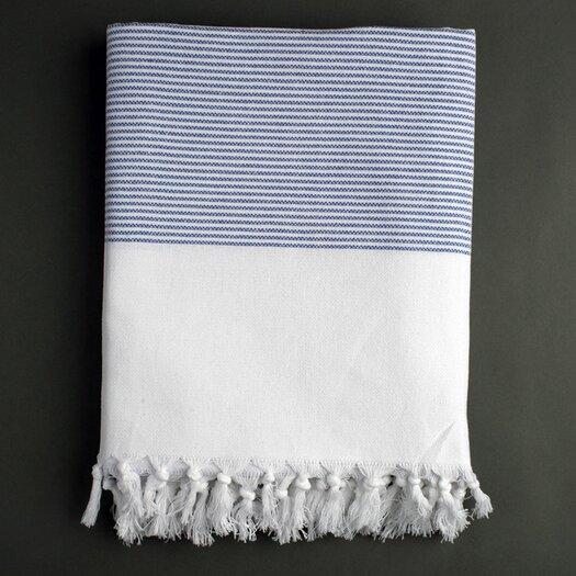 Nine Space Lapiz Fouta Bath Towel
