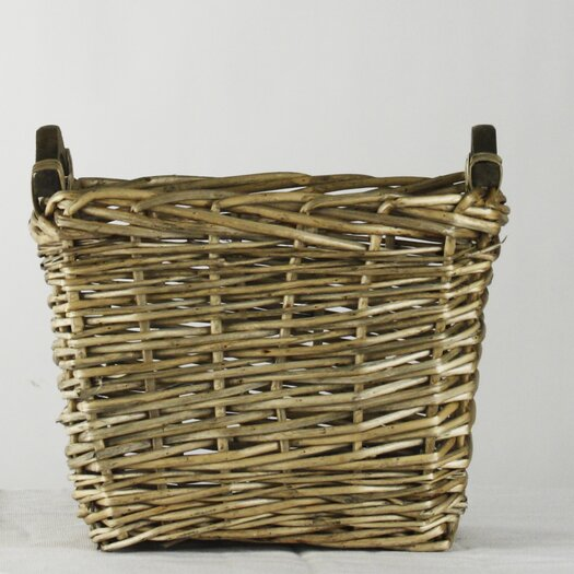 Zentique Inc. Small French Market Basket