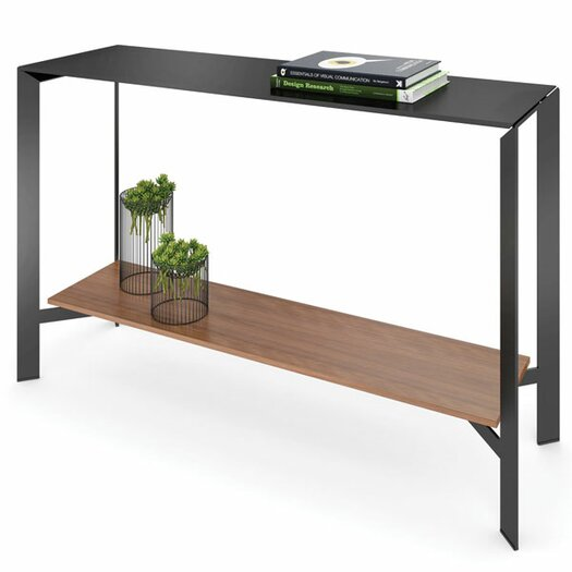 Crease Console Table