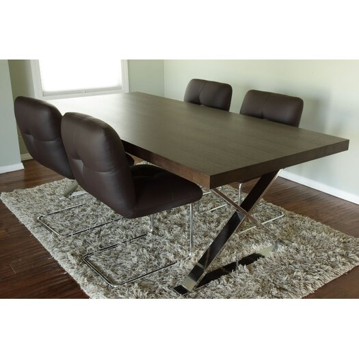 Pangea Home Mason Dining Table