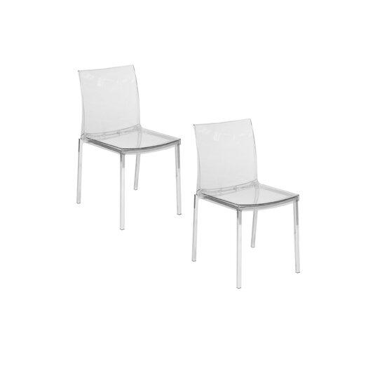 Pangea Home Leroy Side Chair