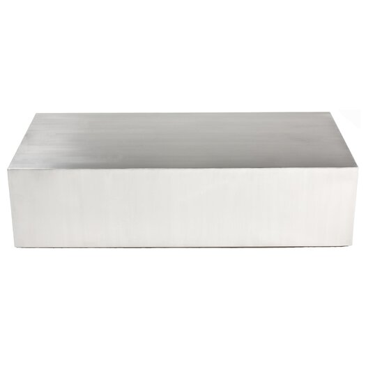 Pangea Home Lanser Trunk Coffee Table