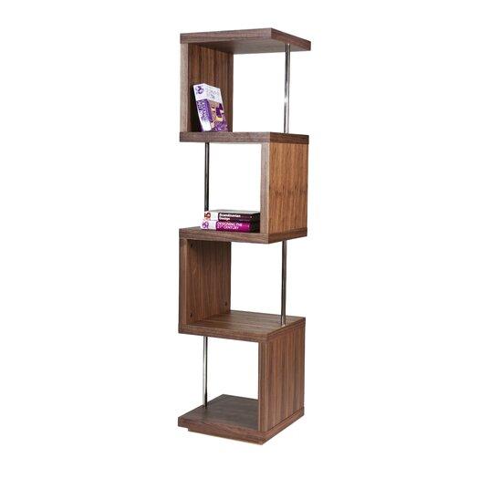 "Pangea Home Boa 66"" Bookcase"