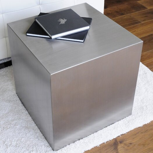 Pangea Home Lanser End Table