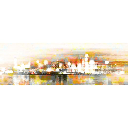 Parvez Taj Hong Kong - Art Print on Premium Canvas