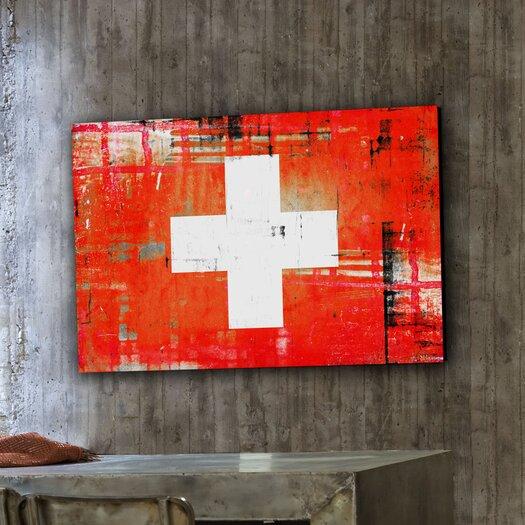 Parvez Taj Swiss - Art Print on Premium Canvas