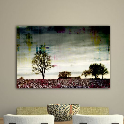 Parvez Taj Twilight Sleep by Parvez Taj Graphic Art on Canvas