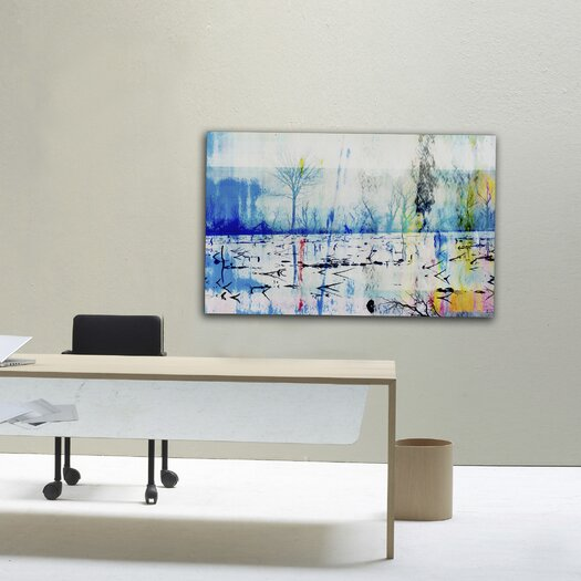 Parvez Taj Morrison Lake - Art Print on Premium Canvas