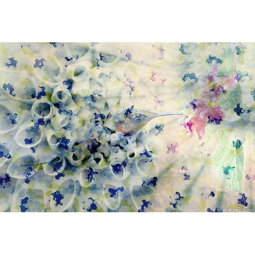 Parvez Taj Humming - Art Print on Premium Canvas