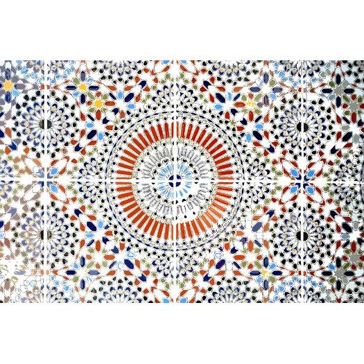 Parvez Taj Kortoba Print Art on Canvas