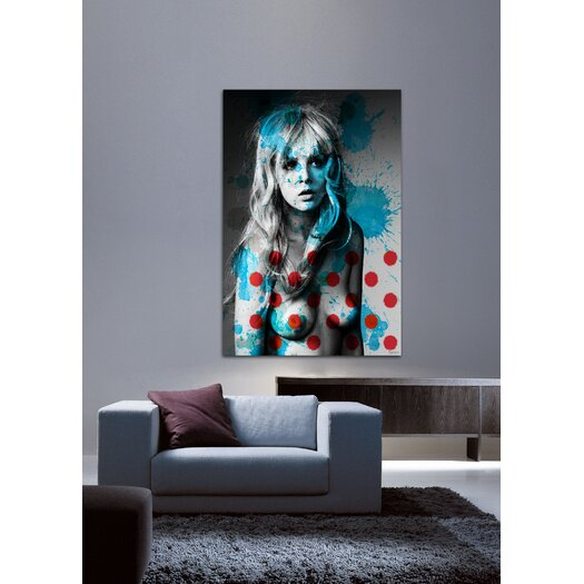 Parvez Taj American Beauty - Art Print on Premium Canvas