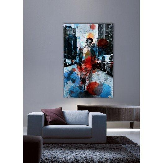 Parvez Taj James Dean NYC - Art Print on Premium Canvas
