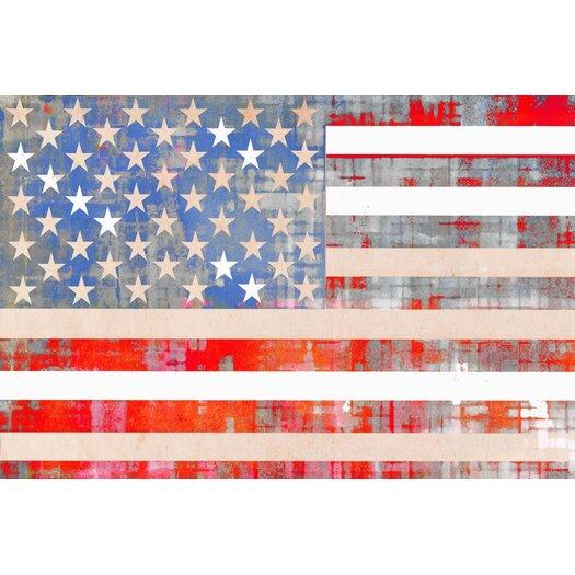 American Dream by Parvez Taj Canvas Art